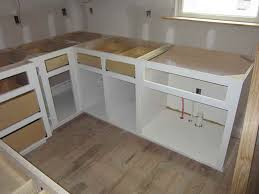 how to make a desk from kitchen cabinets glamorous diy kitchen cabinets diy kitchen cabinets minimalist