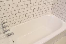 Bathtub Grout Bathroom Tiling The Floor U2013 Better Remade
