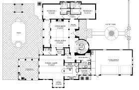casa santiago house plan floor plans blueprints architectural