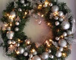 lighted christmas wreath christmas wreath lighted wreath front door wreath lighted