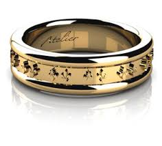 design of wedding ring atelier bespoke made wedding rings