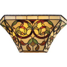 Tiffany Style Wall Sconces Wall Sconces Tiffany Style Courtyard Garden And Pool Designs