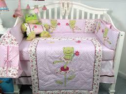 Frog Crib Bedding Sohotwin Froggie Tales Baby Crib Nursery Bedding Set