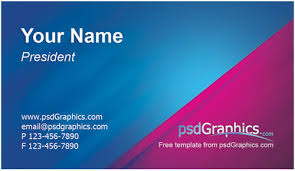 sample business card 28 sample of business card template free
