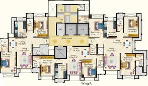 Gurdwara Floor Plan by Hiranandani Maitri Park By Hiranandani Developers In Chembur