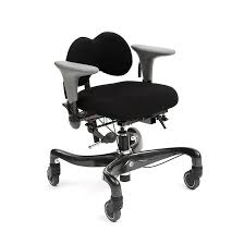 Height Adjustable Chair Office Chair On Casters With Armrests Height Adjustable
