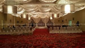 Ceiling Draping For Weddings Personalize Your Wedding Venue With Ceiling Drapingelegant Event