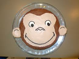 curious george cakes how to make a curious george birthday cake lim