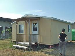Mobile House Moved By The Benefits Of Mobile Home Housing The Japan Times