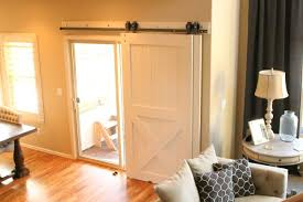 how to cover sliding glass doors barn doors for patio slider the house of silver lining