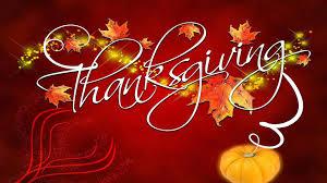 thanksgiving week schedule design center associates