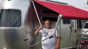 Awnings By Zip Dee How To Deploy Your Airstream Awning Youtube