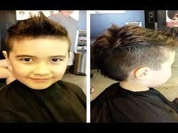 20 best edgy mohawks hairstyles for kids youtube
