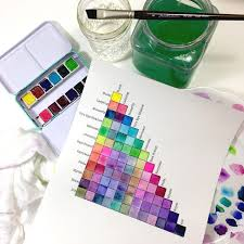 361 best art watercolor paints u0026 mixing images on pinterest