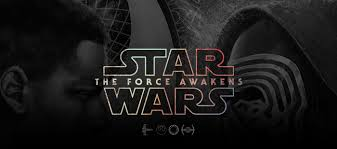 star wars the force awakens posters light dark side on behance