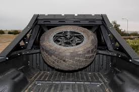 Ford F250 Truck Tires - 1999 2016 ford superduty honeybadger chase rack tire carrier