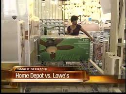 Home Depot Price Match by Home Depot Vs Lowes Smart Shopper Showdown Youtube