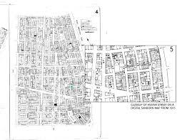 Street Map Of New York City by Hester Street Mediahistoryny