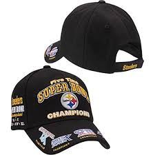 pittsburgh steelers cap 5 time bowl chions