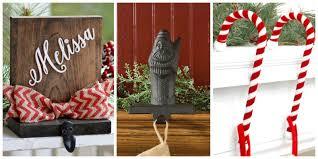 12 christmas stocking holders for mantel best stocking holder ideas