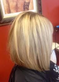 long inverted bob haircut ideas side bangs