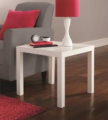 Parsons Kitchen Table by Amazon Com Dhp Parsons End Table White Kitchen U0026 Dining