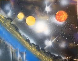 Spray Paint Artist - spray paint art u2014 vita perfetta
