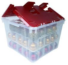 decoration alluring rubbermaid storage ornament box easy