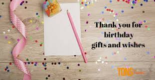 Thank You For Thanksgiving Dinner Messages Thank You For Birthday Gifts And Wishes Examples