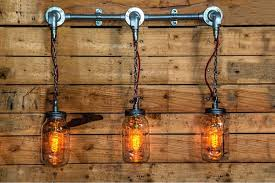 Steunk Light Fixtures Steunkling Light Fixtures Diy Fan With How To Make Pipe Winsome