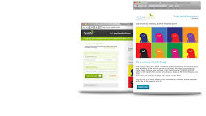 create email newsletter template easy email newsletters toddle