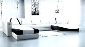 canap design noir et blanc canape design blanc chaise canape design blanc botexchange co