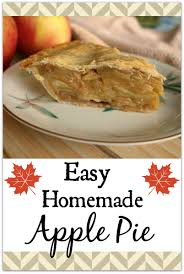 Apple Canisters For The Kitchen Delicious U0026 Easy Homemade Apple Pie Recipe Food Fun U0026 Faraway Places
