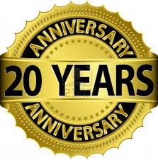 20 yr anniversary 20 year anniversary clipart clip library