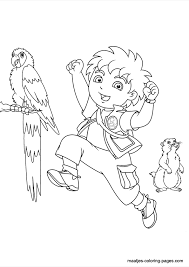 bunch ideas 2017 diego coloring pages worksheet