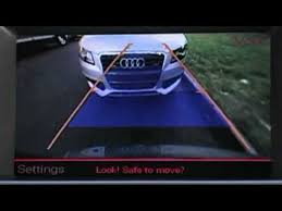 audi parking system advanced with rearview