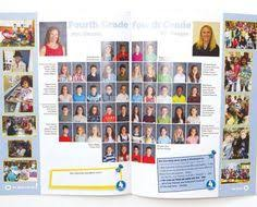 find yearbooks make it slightly larger and do the elected senors in the same