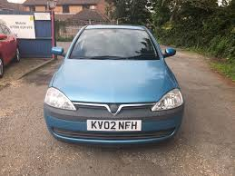 used vauxhall corsa hatchback 1 2 i 16v comfort 5dr in southampton