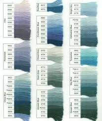 anchor wool colours 6 colour pinterest wool colour and anchors
