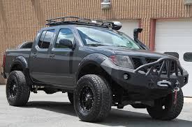 Rack For Nissan Frontier by One Of A Kind 2010 Nissan Frontier Pro 4x Crew Cab Lifted Winch