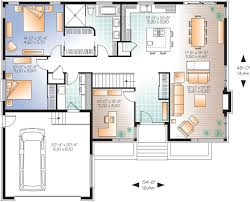 Home Design 50 Sq Ft by Contemporary Houseplan Urban Design Floor Plan Plan 23 2294 1676