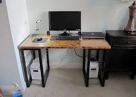 Diy Pc Desk Lovable Pc Desk Ideas Best Images About Diy Computer Desk Ideas On