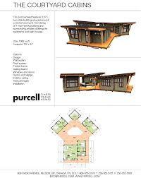 purcell timber frames cabin design and floorplans the