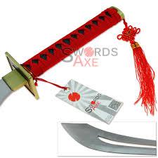 dramatical murder koujaku u0027s replica sword carbon steel katana