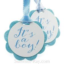 it s a boy baby shower it s a boy baby shower gift tags summer