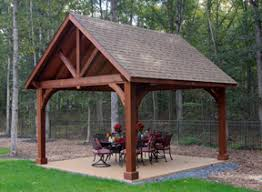 pergolas pavilions and other outdoor structures at baldwin