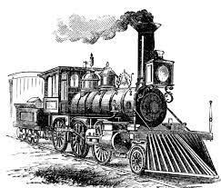 steam train clipart many interesting cliparts