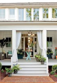 Homes With Front Porches 64 Best White Houses U0026 Front Porches Images On Pinterest Home