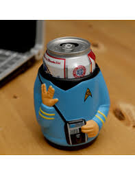 Unique Gifts by Star Trek Spock Koozie Unique Gifts Shop Colorful Gifts
