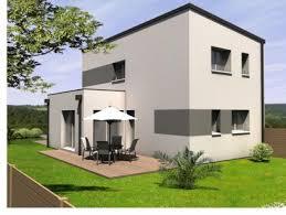 maison 4 chambres modèle de maison etage toit terrasse 4 chambres 113 m habitabl